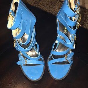 Paper Fox Ladies Shoes